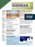 Messenger 1-22-15