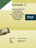 Pemeriksaan Galaktosa Tolerance, Albumin, dan Lemak.pptx