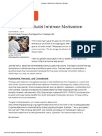 strategies to build intrinsic motivation   edutopia
