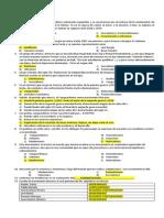 Tercer Parcial Escuelas y Generos Con Respuestas PDF