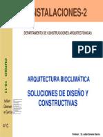 19.b .- Climatologia Diseño