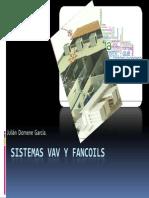 19 - Sistema VAV y Fan-coils