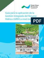 GWP - Guía GIRH a escala municipal