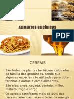 alimentos glicidicos