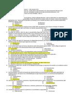 Parcial Vanguardias Modernismo Con Respuestas PDF