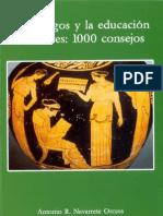 Navarrete Antonio - Los Griegos Y La Educacion en Valores 1000 Consejos