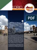 Boletin Sgot Cusco Informativo 1 2013