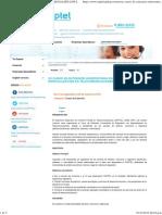 Xx Curso de Extensión Universitaria en Regulación Con Especialización en Telecomunicaciones - Osiptel