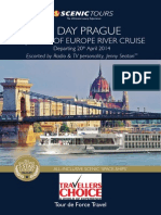 Scenic Tours 21 Day Prague Travellers Choice