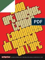 2009 Art Market Trends / Tendances du Marché de l'Art