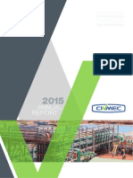 Civmec Limited Annual Report 2015