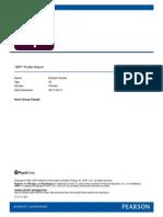 16PF Profile Report