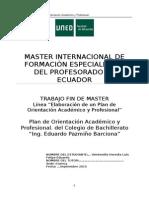 Linea 3 TFM Elaboracion de Un POAP Plantilla DEF