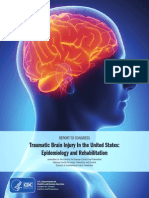 TBI Report to Congress Epi and Rehab-A