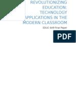 educ 649 final paper 2