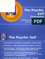 The Psychic Self