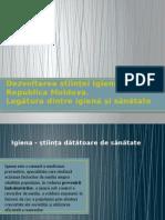 Igiena in Republica Moldova