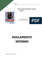 Reglamento Interno2015 Ultimo Felix