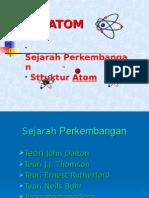 Struktur Atom 1