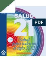 SALUD 21