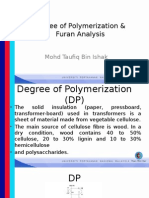 Degree of Polymerization