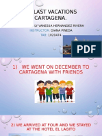 My last vacations cartagena.pptx