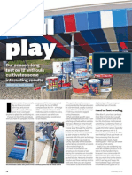 Antifouling Test - Motorboats Monthly