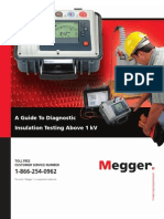 Guide to Diagnostic Insulation Testing Above 1kV