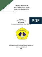 Sediaan Infus Amonium Klorida 1,5%