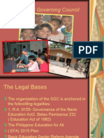 Copy of The School Governing Council.ppt