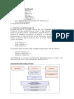 Estructura y Organizacion de Los Organos Constitucionales y Organismos Constitucionales Autonomos