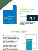 Introduccion APA 6ta Integrado TallerUPR RRP[1]
