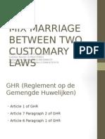 Hatah Mixed Marriage