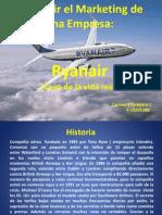 Marketing Mix de Ryanair Por Carmen Tortolero
