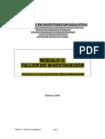 INVESTIGACION SOCIO EDUCATIVA
