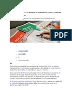 Preguntas PISA 2012