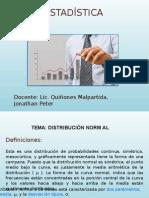 Distribucion Normal 2015