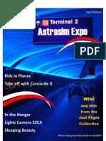 Astrasim Expo April Newsletter