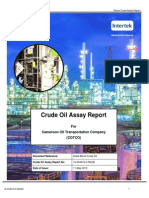 Global Crude Assay Report 15-4019 Doba Crude Rev2