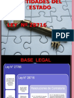 3.-Ley de Control Interno de Las Entidades Del Estado