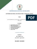 Estructura de Informe Final Del Proyecto de Aula