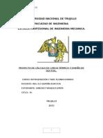 Proyecto de Cálculo de Carga Térmica y Diseño de Ducto