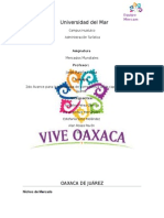 2do Avance Para La Estrategia de Competitiva de La Capital Oaxaca de Juárez