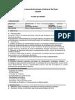 2 Plano de Ensino Sociologia II Teoria Sociolc3b3gica Clc3a1ssica