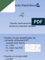 Proyecto de diseño Electrónico