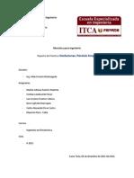 Reporte Practica Oscilaciones y Pendulo