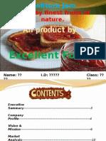 Excellent Foods Presentation