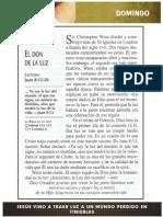 Devocional Nuestro Pan Diario Agosto Semana 4