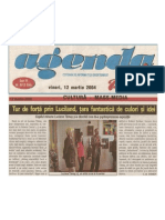 C.D. TOMOV - TUR DE FORTA PRIN LUCILAND, TARA FANTASTICA DE CULORI SI IDEI