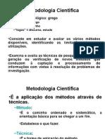 Aula 1 TCC 1 Metodologia Do Trabalho Cientifico